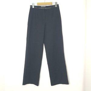 Tristan & Iseut | Black Dress Slacks Pants Wide Leg 4